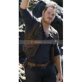 Jurassic World Fallen Kingdom Chris Pratt (Owen Grady) Vest