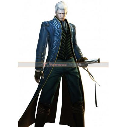 Devil May Cry 3 Dante's Awakening Vergil Coat