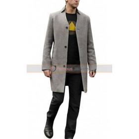 Dan Stevens David Haller Legion Grey Wool Coat