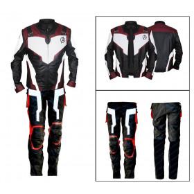 Avengers Endgame Quantum Realm Biker Costume