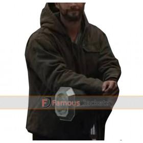 Avengers Endgame Chris Hemsworth Thor Grey Cotton Hoodie