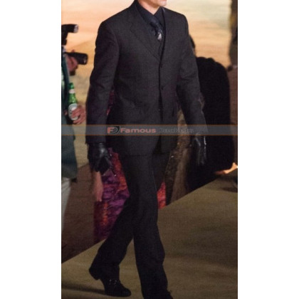 The Nice Guys Matt Bomer Black Suit