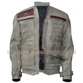 Finn Force Awakens Star Wars Jacket