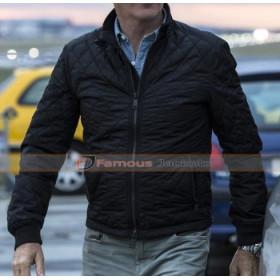 American Assassin Stan Hurley Black Jacket