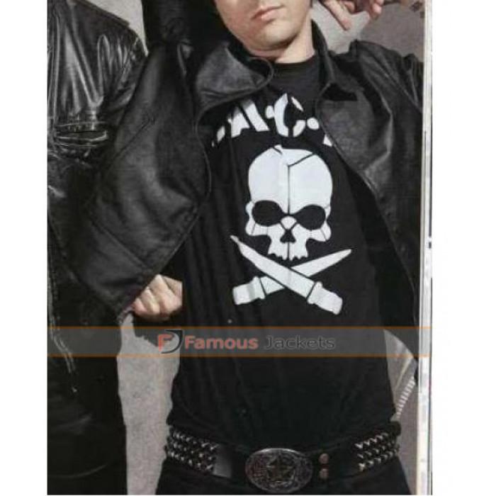 Joe Armstrong Green Day Black Jacket