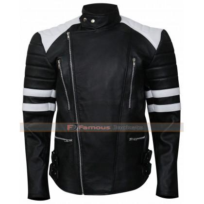 Bryan Cranston The Infiltrator Biker Leather Jacket