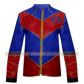 Henry Danger Captain Man Leather Jacket