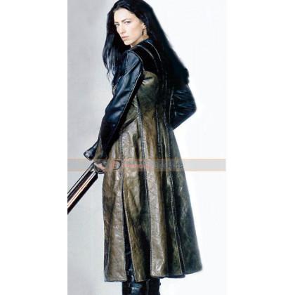 Farscape Claudia Black (Aeryn Sun) Leather Coat