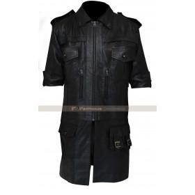 Final Fantasy 15 Noctis Lucis Caelum Black Jacket