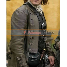 Jamie Fraser Outlander Sam Heughan Coat