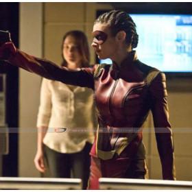Eliza Harmon The Flash S2 Trajectory Jacket