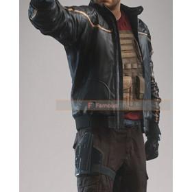 Battlefield Hardline Nicholas Gonzalez (Mendoza) Bomber Jacket