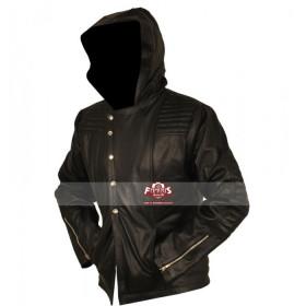 Mortal Instruments City of Bones Hooded Jace Wayland Jacket