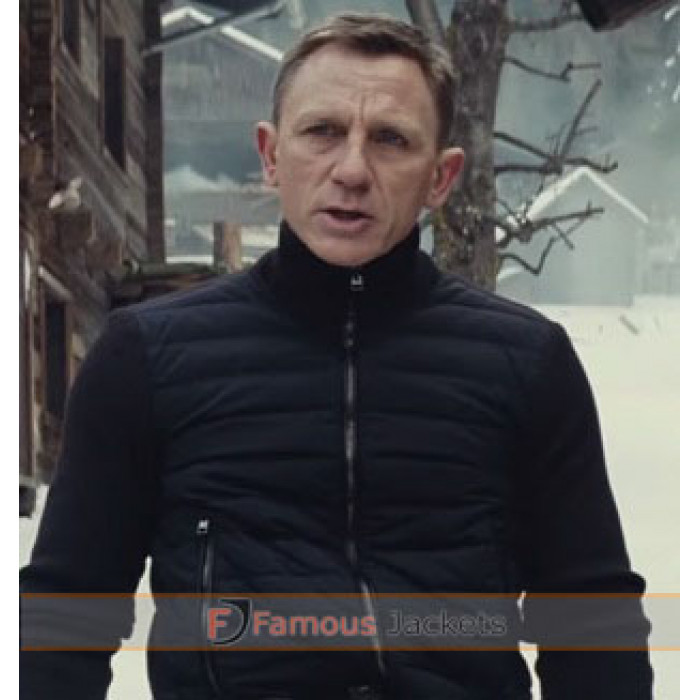Spectre James Bond 007 Daniel Craig Jacket