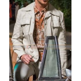 Nice Guys Ryan Gosling Holland March White Jacket