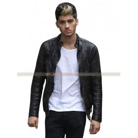 Zayn Malik Leather Jacket