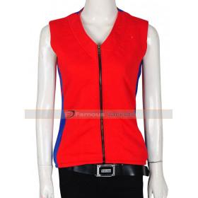 Summer Quinn Baywatch Alexandra Daddario Vest