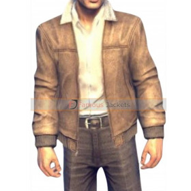Anime Mafia-II Game Vito Scaletta Jacket