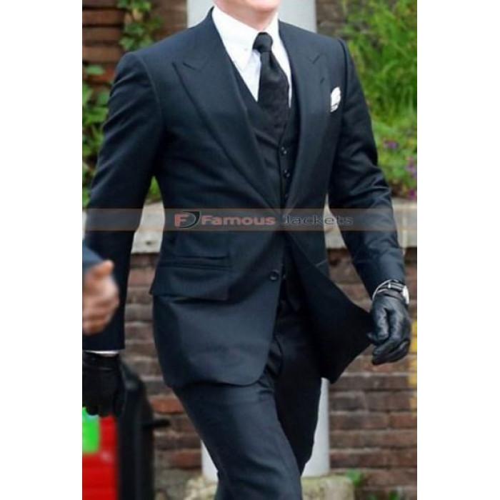 Spectre James Bond Tuxedo Suit