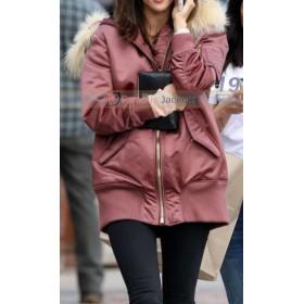 Karen Mayron Daddys Home 2 Alessandra Ambrosio Jacket