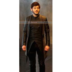 Maximus Inhumans Iwan Rheon Leather Coat