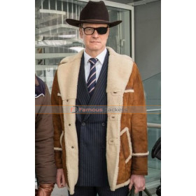 Harry Hart Kingsman The Golden Circle Colin Firth Jacket
