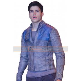Krypton Seyg-El Cameron Cuffe Mens Leather Jacket