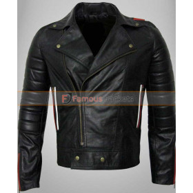 Blue Valentine Ryan Gosling Black Bomber Jacket