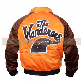Ken Wahl The Wanderers Movie Varsity Satin Jacket