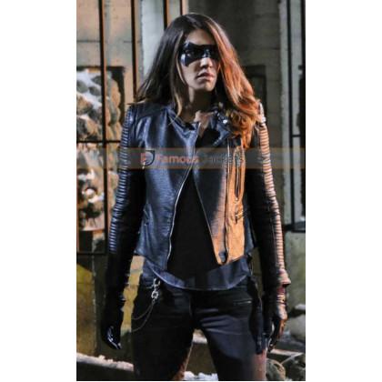 Arrow TV Series Dinah Drake Jacket
