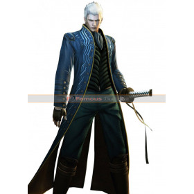 Devil May Cry 3 Dante's Awakening Vergil Coat