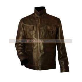 Stir Of Echoes 2 Ted Cogan (Rob Lowe) Leather Jacket
