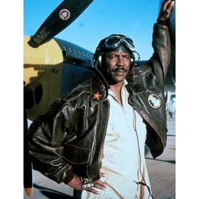 Aces: Iron Eagle III Louis Gossett, Jr. Bomber Jacket