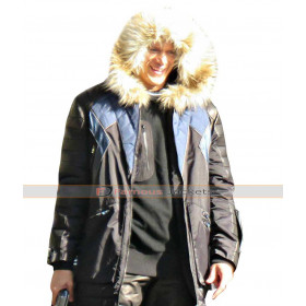 Captain Cold Citizen Crisis on Earth-X Hoodie Jacket