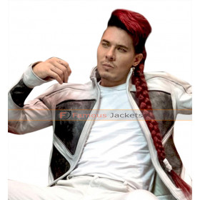 Lewis Tan| Deadpool 2 Shatterstar Jacket