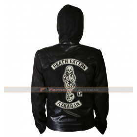 Harry Potter Hoodie Death Eaters Azkaban Dark Jacket