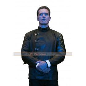 Michael Shannon Fahrenheit 451 Leather Jacket