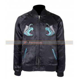 Final Fantasy 15 Behemoth Bomber Jacket