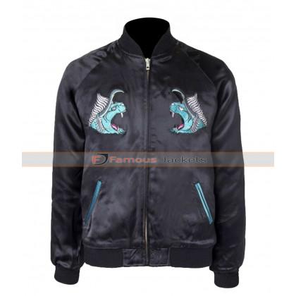 Final Fantasy 15 Behemoth Bomber Jacket