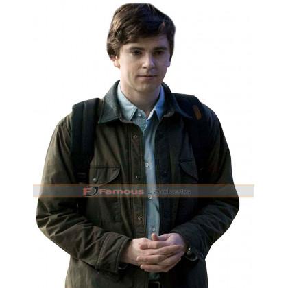 Good Doctor Freddie Highmore Cotton Jacket
