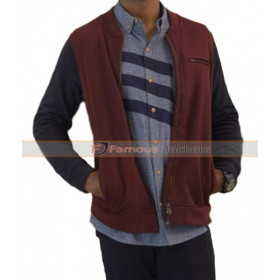 13 Reasons Why Steven Silver (Marcus Cole) Varsity Jacket