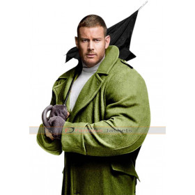 Umbrella Academy Tom Hopper (Luther) Coat