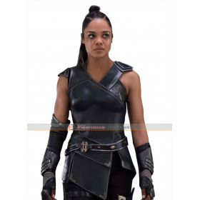 Valkyrie Avengers Infinity War Leather Costume Vest