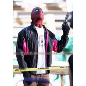 Deadpool 2 Ryan Reynolds (Wade) Parachute Jacket