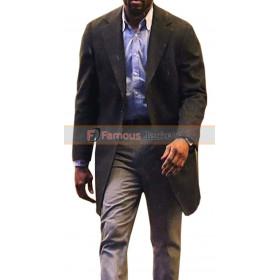 21 Bridges Chadwick Boseman Wool Coat