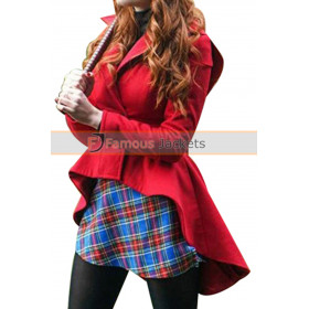 Cheryl Blossom Riverdale Red Frock Jacket