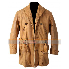 Legends of the Fall Tristan Ludlow Leather Coat