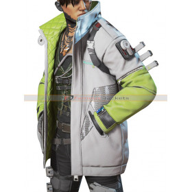 Apex Legends Season 3 Crypto Jacket Coat