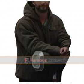Avengers Endgame Chris Hemsworth Thor Grey Cotton Hoodie