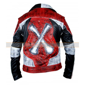 Carlos Descendants 3 Leather Jacket